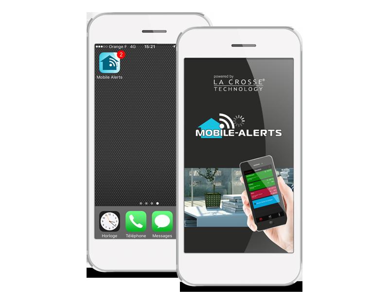 Application Mobile Alerts