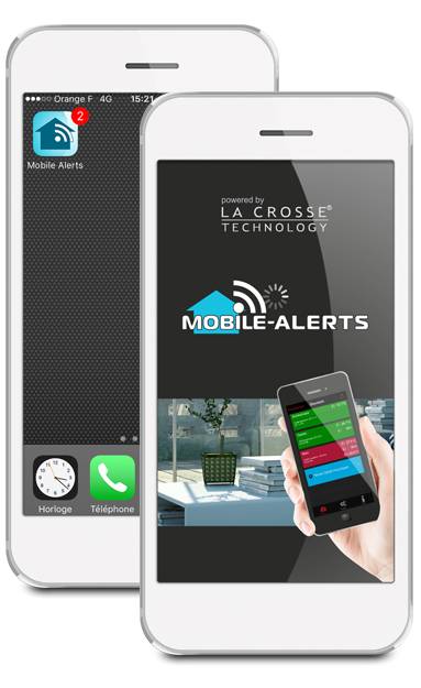 Application Mobile Alerts