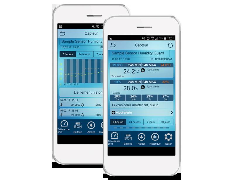 L'application Mobile Alerts - MA10230TRA-MEG