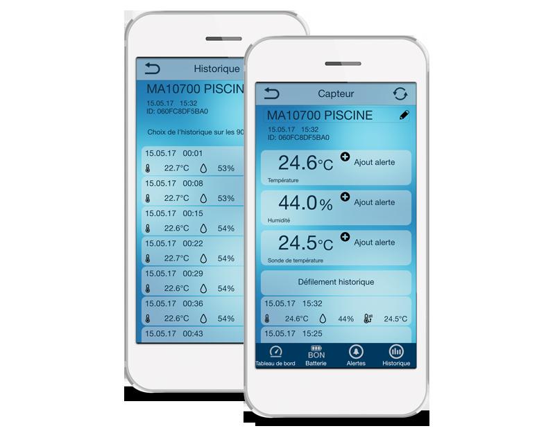 L'application Mobile Alerts - MA10700