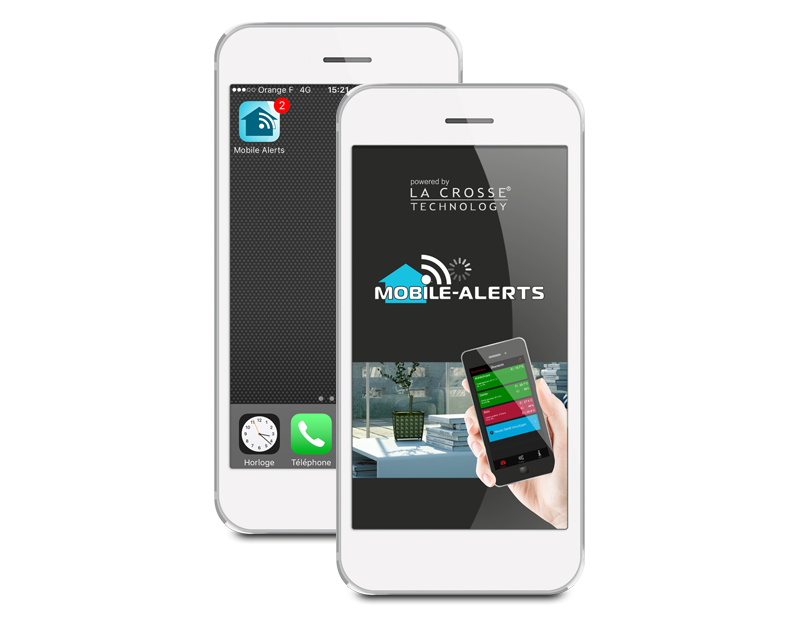 L'application Mobile Alerts - MA10860