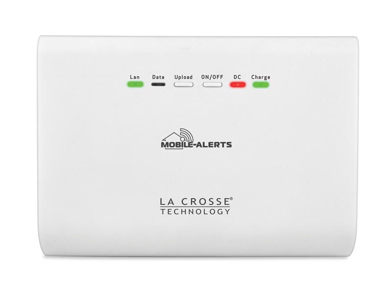 La paserelle avec enregistrement de données Mobile Alerts MA11022